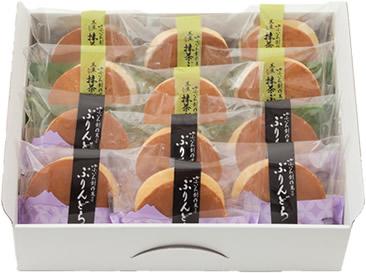 ゆふいん創作菓子 ぷりんどら詰め合わせ【12個入】
