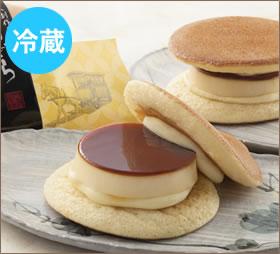 ゆふいん創作菓子 ぷりんどら 4個入イメージ