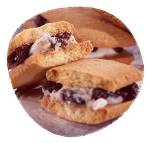 ゆふいん創作菓子 豆乳バターサンド 10個入