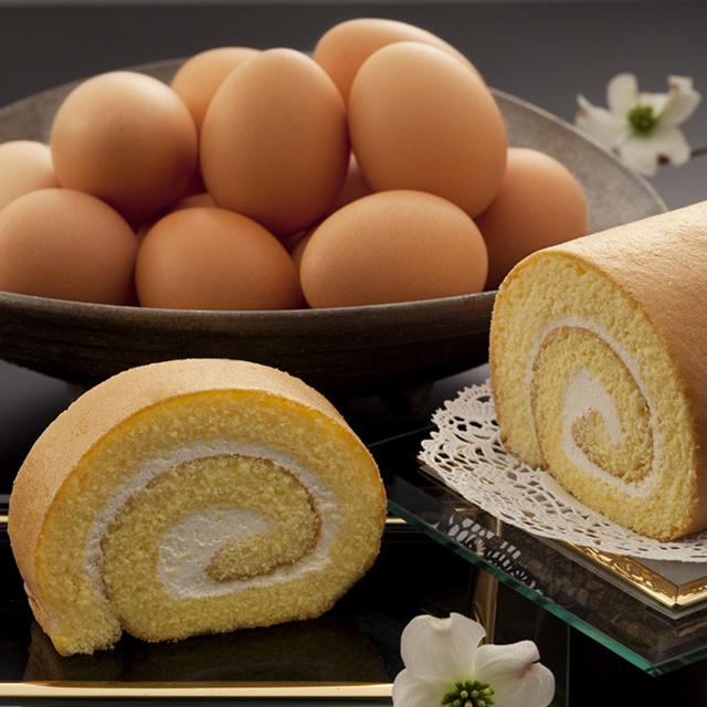 坂井宏行の鉄人 生ロールケーキ《24cm》