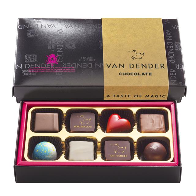 2021 バレンタイン  VANDENDER プラリネショコラ 8個入