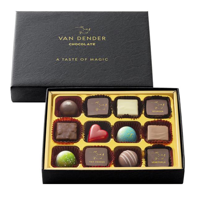 2021 バレンタイン  VANDENDER プラリネショコラ 12個入